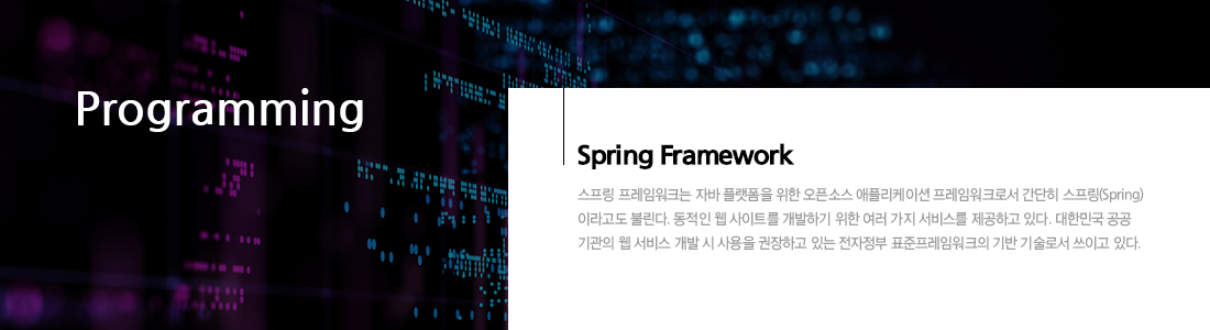 Spring Framework Open Source Project